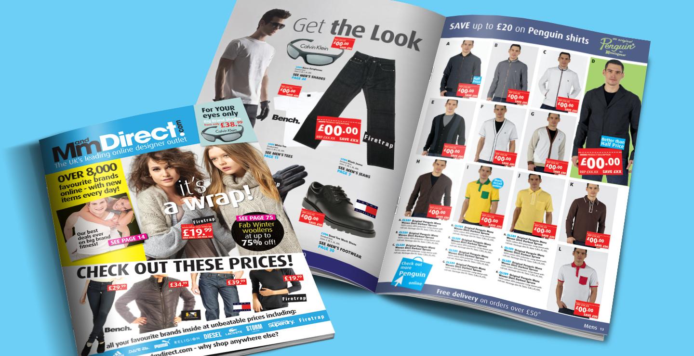fashion catalogue production
