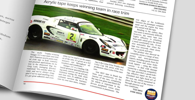 B2B Motorsport PR