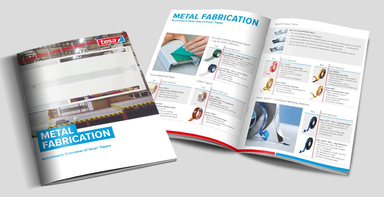 creative design brochure