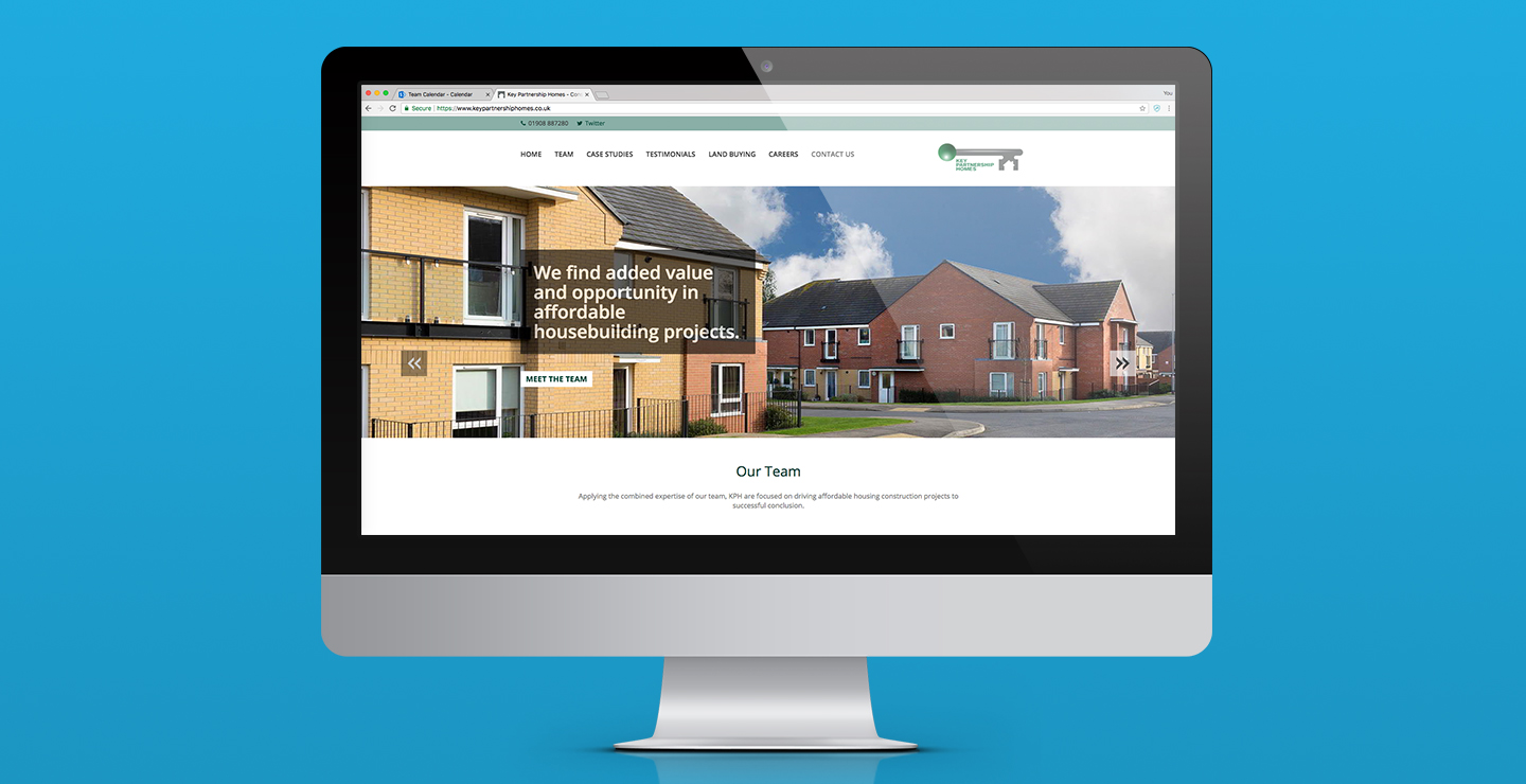 web design agency property