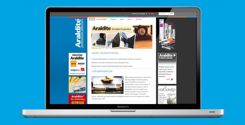 global website design and build