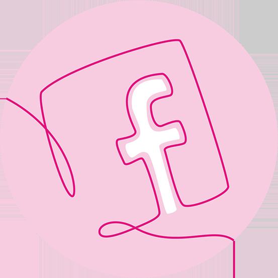 Facebook logo illustration