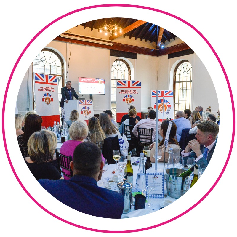 SIG Roofing awards lunch at prestigious London venue 'The Brewery'